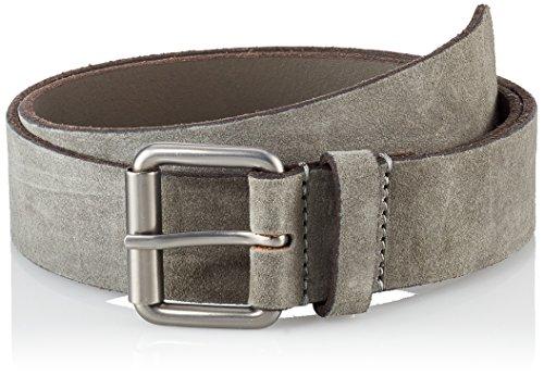Esprit Accessoires Herren Gürtel 087EA2S001 Grau (Gunmetal 015), 85