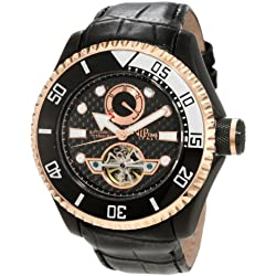Vip Time Italy Men's VP5060BK Magnum Mechanical Watch