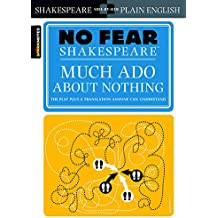 Much Ado About Nothing (No Fear Shakespeare) (English Edition)