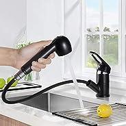 BONADE Küchenarmatur 360° Schwenkbarer Wasserhahn Küche