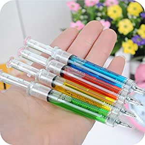 INFInxt Injection Style Ink Pen for Kids (Multicolour) - Pack of 6