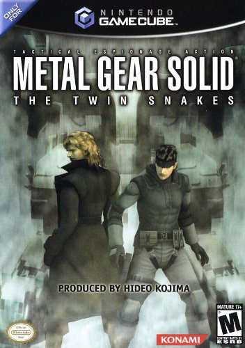 Metal Gear Solid-Twin Snakes [DVD-AUDIO]