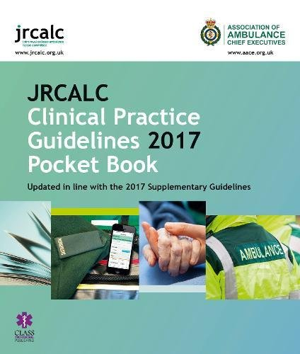 JRCALC Clinical Practice Guidelines 2017 Pocket Book