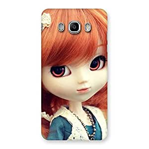 NEO WORLD Remarkable Baby Girl Red Back Case Cover for Samsung Galaxy J5 2016