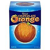 Terry's Orange Ball Milk Chocolate 157 g (Pack of 12)