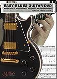 EASY BLUES GUITAR DVD: Blues Guitar Lessons For Beginner Through Intermediate