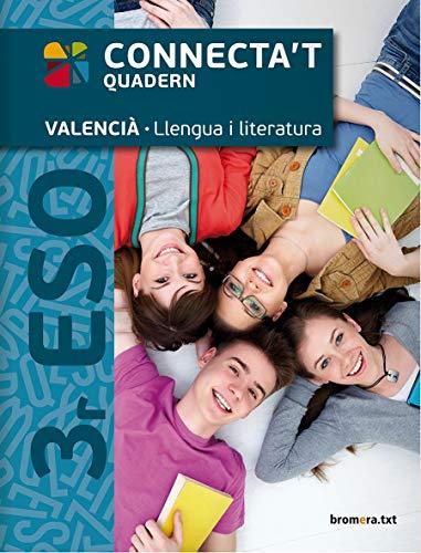 Quadern de llengua Connecta't 3 - 9788490264881