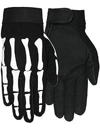 Storage Wars Skeleton Mechanics Gloves - Mechanix Gloves - for Mens and Womens - UK