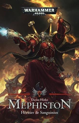 Mephiston : Héritier de Sanguinius
