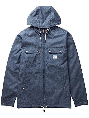 Herren Jacke Billabong Matt Jacke Navy Heather