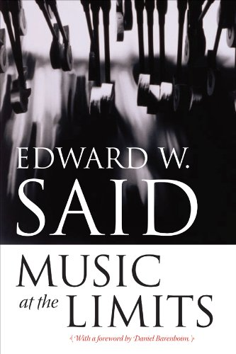 The Music at the Limits: A Novel about Song Qingling and Sun Yat-Sen (Columbia Themes in Philosophy, Social Criticism, and the Arts S.) por Edward Said