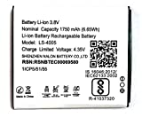 Lyf flame 6 battery, Flame 6 Battery, Lyf 6 Battery, Lyf flame 6, Lyf 6 Flame Battery, Lyf Flame 6 battery ls 4005, Lyf battery ls 4005, lyf flame 6 battery ls-4005 1750 mah, Lyf flame 6 battery ls-4005 battery(Adquid)
