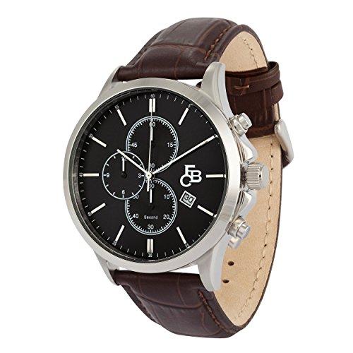 chronograph-fc-bayern-munchen-free-sticker-men-watch-bracelet-watch-munich