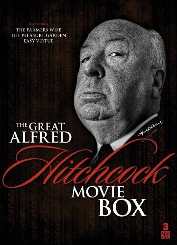 Alfred Hitchcock - The Great Alfred Hitchcock Boxset [DVD]