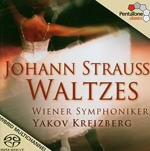Waltzes (Kreizberg, Wiener Symphoniker) [Sacd/CD Hybrid]