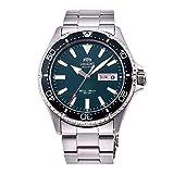 Orient Reloj Analógico para Hombre de Automático con Correa en Acero Inoxidable RA-AA0004E19B