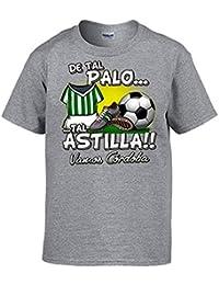 Camiseta De tal palo tal astilla Córdoba fútbol