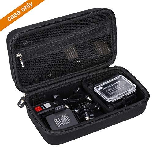 Aproca Hart Schutz Hülle Reise Tragen Etui Tasche für AKASO Action Cam 4K WiFi Action Kamera