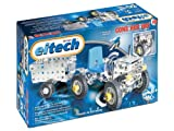eitech 00080 - Metallbaukasten Starter Set Traktor mit Lenkung