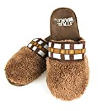 Fluffy Chewbacca Star Wars Slippers
