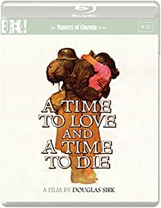 A Time To Love And A Time To Die (Masters of Cinema) (Blu-ray)