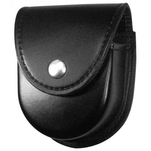 Gould & Goodrich K596 Double Handcuff Case Place On Belt Up To 2-1/4-Inch (Black) by Gould & Goodrich