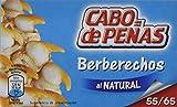 Cabo de peñas berberechos al natural