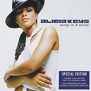 Alicia Keys - KEYS IN A MINOR