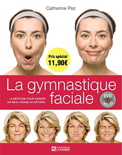 Gymnastique faciale : La méthode pour garder un beau visage au naturel (1DVD)