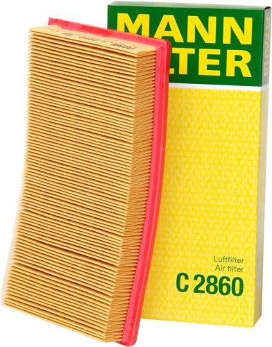 Preisvergleich Produktbild Original MANN-FILTER Luftfilter C 2860 - Für PKW