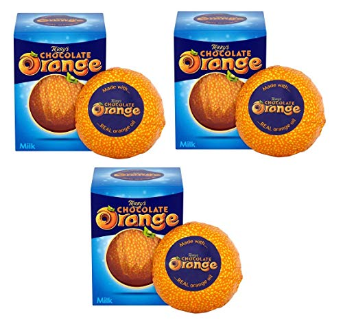 Terry's Chocolate Orange Milk Chocolate Box (Pack of 3)