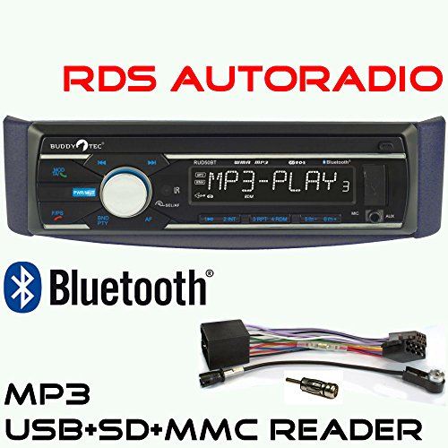 rds-mp3-autoradio-fur-smart-for-two-1998-2007-mit-ukw-mw-mp3-usb-sd-bluetooth-freisprecheinrichtung