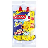 Vileda 11099 SuperMocio Soft Ersatzmop - extra starke Saugkraft und
