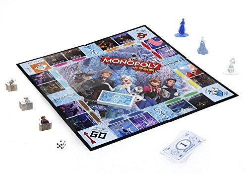 Frozen monopoly junior