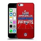 Head Case Designs Officiel NFL New England Patriots 3 2019 Super Bowl LIII Champions...