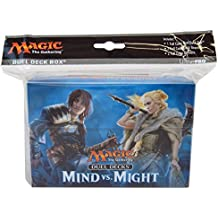 Ultra Pro Duel Deck Box - Mind vs. Might - Magic: The Gathering