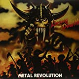 Living Death: Metal Revolution (Ltd.Tramsparent Yellow/Black SP [Vinyl LP] (Vinyl)