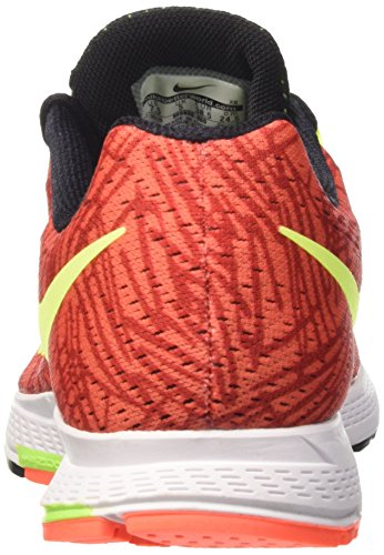 Nike Damen Wmns Air Zoom Pegasus 32 Print Turnschuhe Arancione (Hyper Orange/Volt-Unvrsty Red)