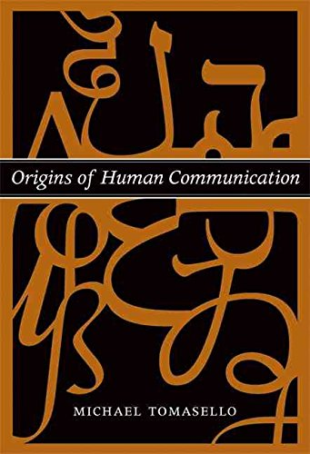 [(Origins of Human Communication)] [By (author) Michael Tomasello] published on (September, 2008)