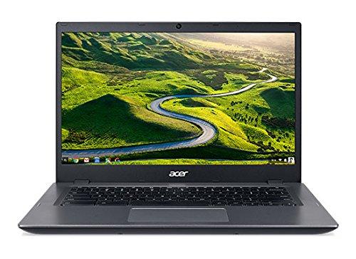 PC Portable - Acer Chromebook 14 CP5-471-C67N - Intel Celeron 3855U 4 Go eMMC 32 Go 14