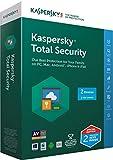 #4: Kaspersky Total Security Multidevice - 2 Users, 1 Year (2 Split Keys Inside) (CD)