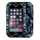 Beck Orlando Love MEI per iPhone 7 Plus City Camouflage Patterns Custodia Protettiva in Metallo Anti-Scivolo Antiurto Professionale e Potente Anti-Scivolo Custodia per Cellulare (sku : Ip7p2145b)