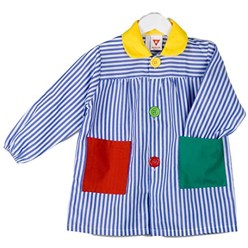 KLOTTZ - BABI RAYAS COLEGIO niñas color: AZUL talla:
