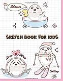 Best Kid Art Supplies - Sketch Book For Kids: Children Sketch Book Review