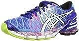 ASICS Gel-Kinsei 5, Damen Outdoor Fitnessschuhe, Blau (Soft Blue/White/Hot Pink 4101), 39.5 EU