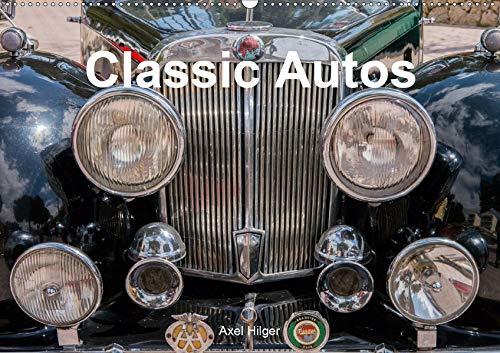 Classic Autos (Wandkalender 2020 DIN A2 quer): Was gibt es Schöneres als einen Concours d'Elegance? (Monatskalender, 14 Seiten ) (CALVENDO Mobilitaet)