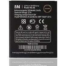 ocolor | repuesto original de batería de teléfono móvil Li-ion batería de reserva (2250mAh) para THL T6, T6S, T6pro, T6C