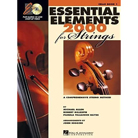 Essential Elements 2000 for Strings: Book 1
