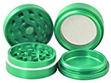 Best Marijuana Pipes - True HandMade CNC Highgrade Aluminium Herb Grinder Review