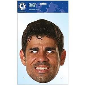 officielle Diego Costa Chelsea Masque Visage